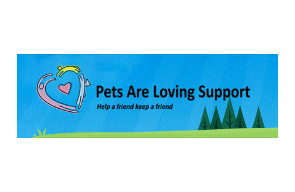 pets are loving support